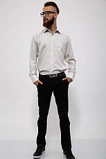 Рубашка lab 183 цвет Светло-серый, фото 2