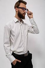 Рубашка lab 183 цвет Светло-серый, фото 3