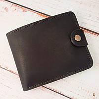 Кожаное мужское портмоне П3-04 (коричневое матовое), фото 1