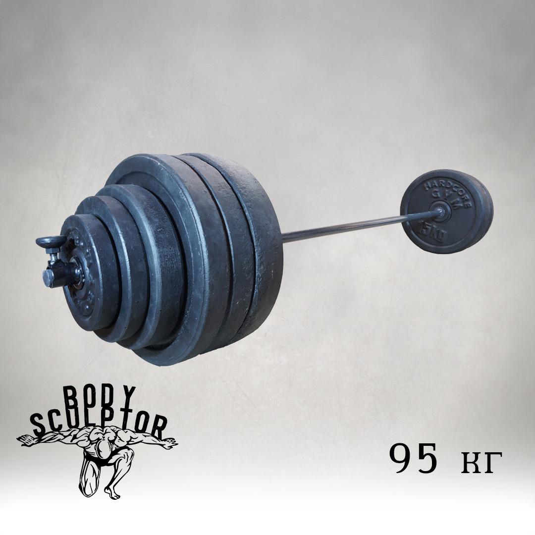 Штанга 1,8 м | 95 кг