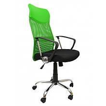 """Кресло комп""""ютерное офисное Bonro Manager зеленое"""