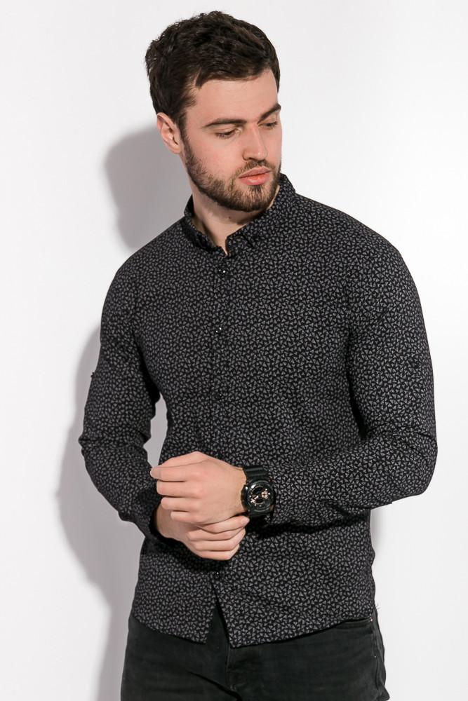 Рубашка 511F005 цвет Черный