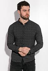 Рубашка 511F005 цвет Черный, фото 2
