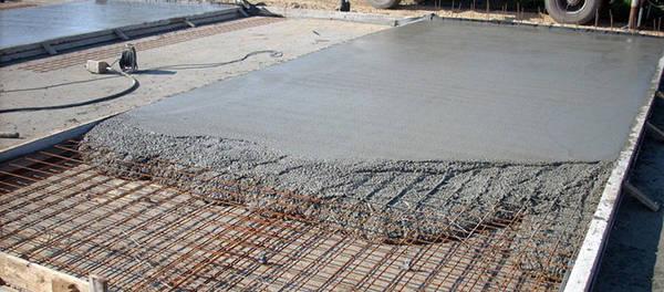 аналога бетона