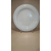 Блюдо кругле глибоке 30 см, Catrin без декору (2500000),Thun \ Чехія
