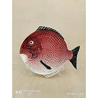 """Тарілка обідня """"Риба"""" 28 см, Peixes"""