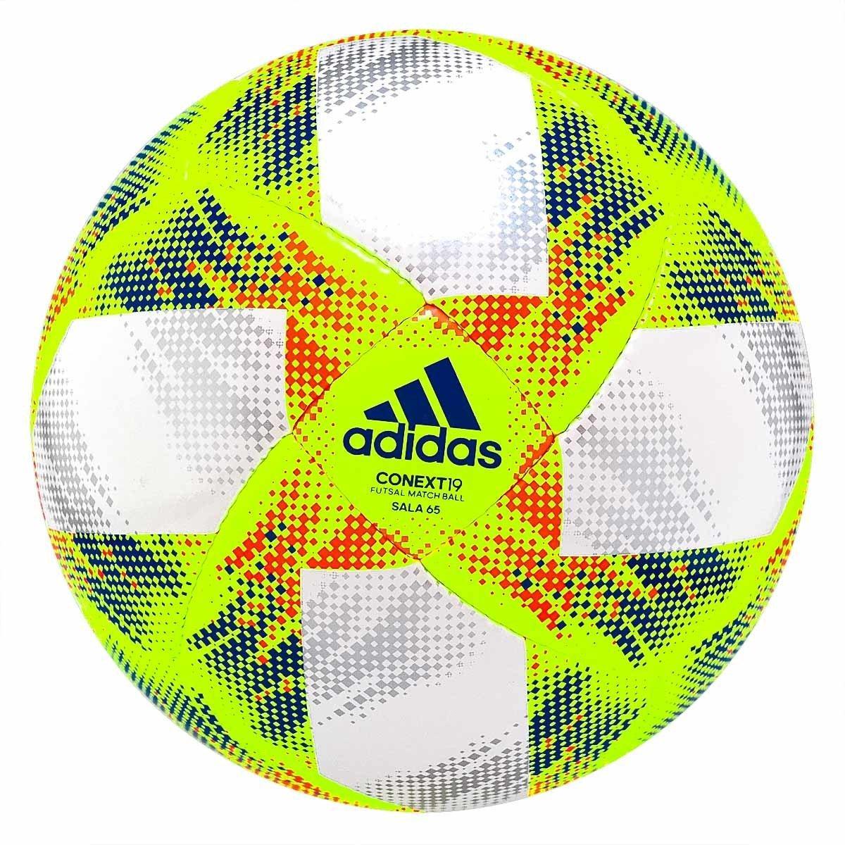 Мяч футзальный Adidas Conext 19 Sala 65 DN8644 Белый