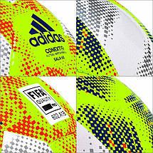 Мяч футзальный Adidas Conext 19 Sala 65 DN8644 Белый, фото 3