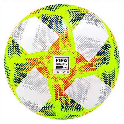 Мяч футзальный Adidas Conext 19 Sala 65 DN8644 Белый, фото 2