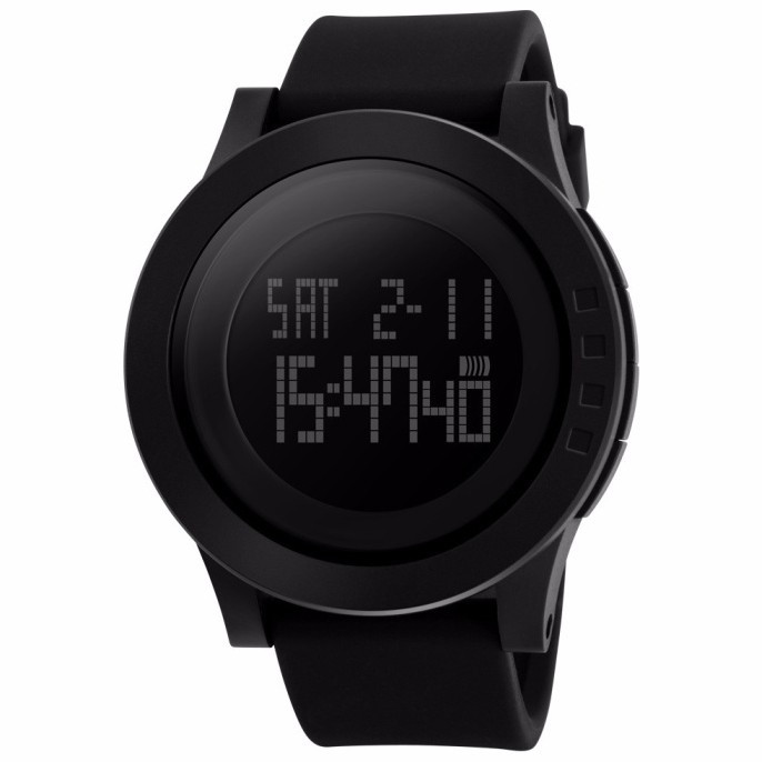 Наручные часы Skmei 1193 ultra черные