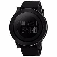 Наручные часы Skmei 1193 ultra черные, фото 1