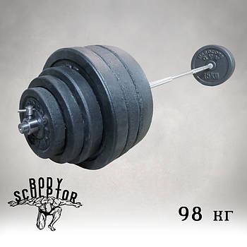 Штанга 1,8 м | 98 кг