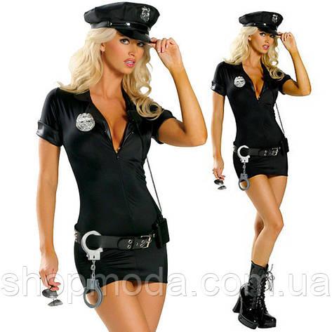 Игровой костюм полицейской, фото 2