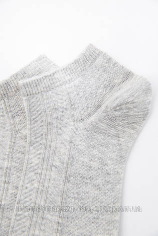 Носки мужские 151R929 цвет Серый, фото 2