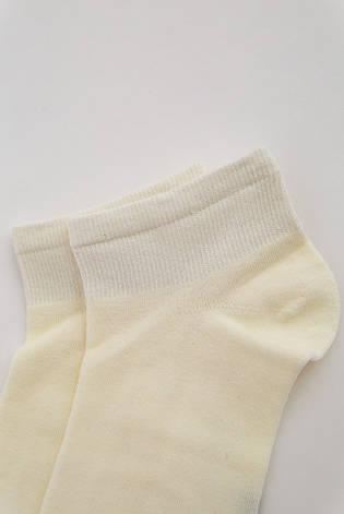 Носки женские 151R2645 цвет Лимонный, фото 2
