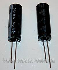 Электролитический конденсатор в ЖК телевизоры 56mkf - 450v