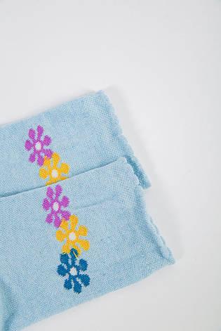 Носки женские 151R017 цвет Голубой, фото 2