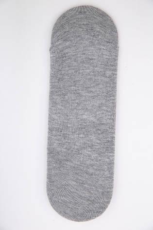 Следы мужские 151R015 цвет Серый, фото 2