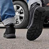 Зимние мужские ботинки Camel на меху черные, фото 5