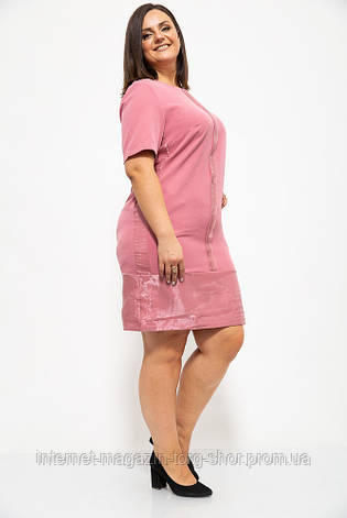 Платье 150R619 цвет Пудровый, фото 2