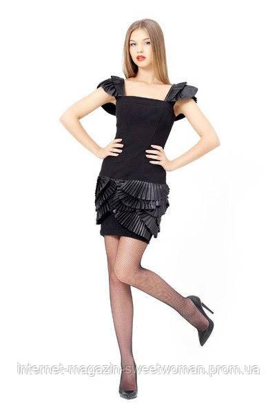 Чорна сукня Mirachel