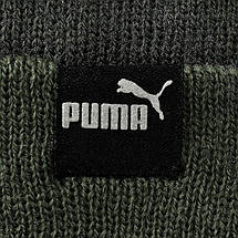 Шапка мужская Puma ftblNXT Beanie 022698-02 Оливковый, фото 3