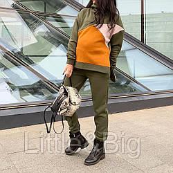 Спортивный костюм на флисе для беременных