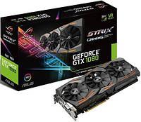 Видеокарта Asus GeForce GTX 1080 ROG Strix 8GB (STRIX-GTX1080-A8G-GAMING), фото 1