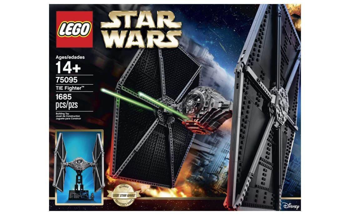 Конструктор LEGO Star Wars 75095 TIE Fighter Истрибитель
