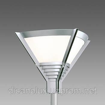 Светильник парковый уличный PIRAMID  PT0570PMD/SQB  E40 IP65