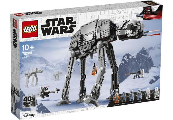 Конструктор LEGO Star Wars AT-AT (75288)  Галактический вездеход