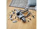 Конструктор LEGO Star Wars AT-AT (75288)  Галактический вездеход, фото 8