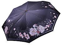 Зонт с цветами Три Слона САТИН ( полный автомат ) арт. L3825-4, фото 1