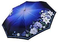 Зонт с цветами Три Слона САТИН ( полный автомат ) арт. L3825-5, фото 1
