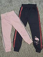 Спортивні штани для дівчаток S&D 98-128 р. р.