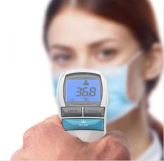 Инфракрасный термометр HoMedics No Touch, фото 2