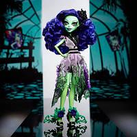 """Кукла Амантия Паслен серии """"Цвет и тьма"""" Monster High"""