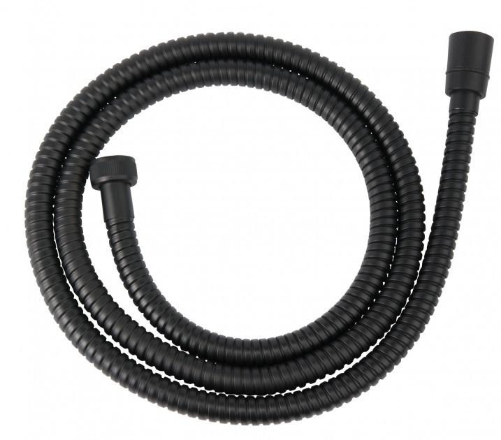 Шланг душевой FERRO W33 черный