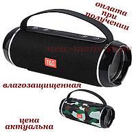 Беспроводная мобильная портативная влагозащищенная Bluetooth колонка радио акустика SPS UBL TG116C TG 116C