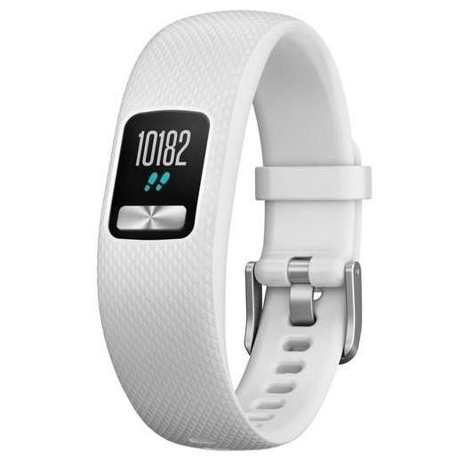 Фитнес-браслет Garmin Vivofit 4 White Small/Medium (010-01847-11)