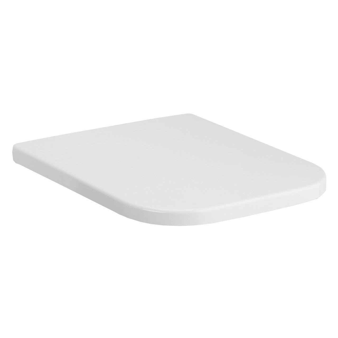 Сиденье для унитаза твердое slow-closing крепление метал Volle Orlando 13-35-054 белый
