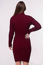 Вязаное платье зимнее, фото 3