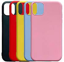 Силиконовый чехол Candy для IPhone 12 Pro
