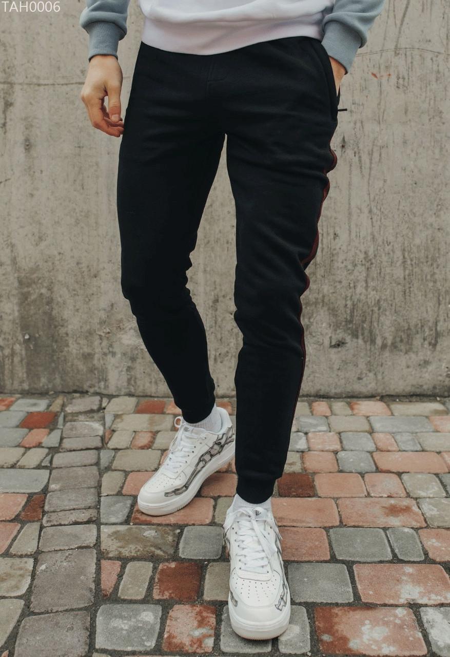 Спортивные штаны Staff line black. [Размеры в наличии: S]