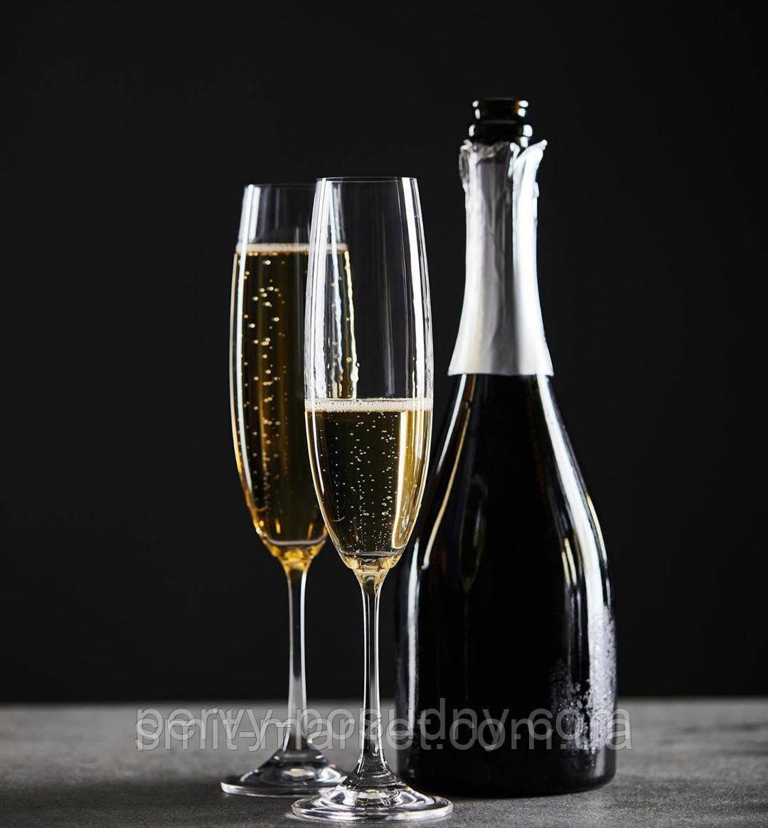 Набір келихів для вина Bohemia