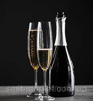 Набір келихів для вина Bohemia, фото 2