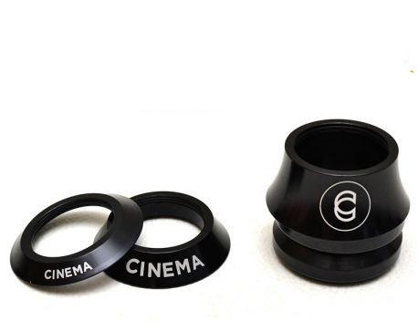 Рулевая BMX Cinema Lift Kit черная CN2000