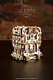 Механический 3D пазл «Дек Бокс» деревянный конструктор UGears, фото 6