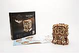 Механический 3D пазл «Дек Бокс» деревянный конструктор UGears, фото 10