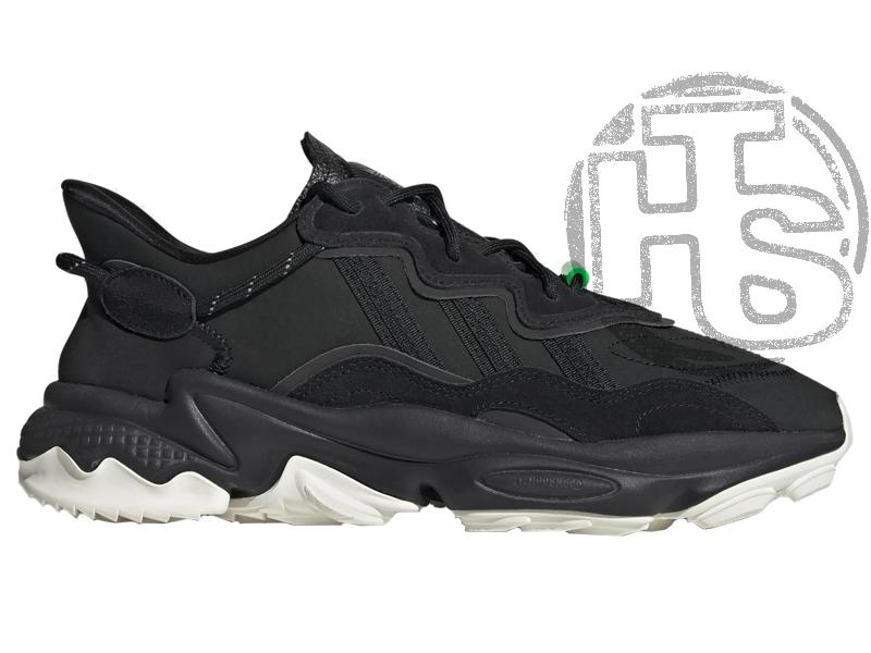 Кроссовки Adidas женские Ozweego Core Black White EG8355
